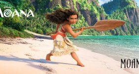 Official Moana Trailer is Here!