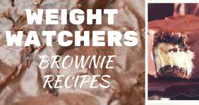 Decadent Weight Watchers Brownie Recipes
