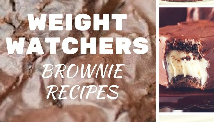 Decadent Weight Watchers Brownie Recipes