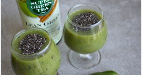 Lean Green Tropical Smoothie & SuperGreen Tea Giveaway!