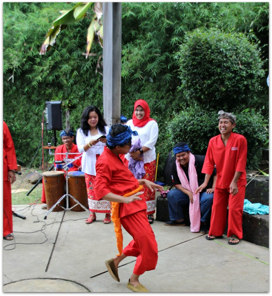 Traditional games of Indonesia
