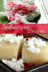 I fell in love with Indonesian desserts after spending two weeks touring the country.