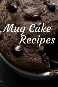 Mug Cake Recipes your Family will Devour