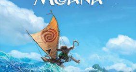 Moana New Clips & Soundtrack Details!