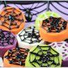 Easy Halloween Spiderweb Oreos