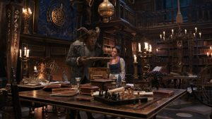 Finally, we are getting some photos from Disney's Live-Action Beauty and the Beast! This beautiful film doesn't enter theaters until March of 2017, and they have really been keeping it under wraps.