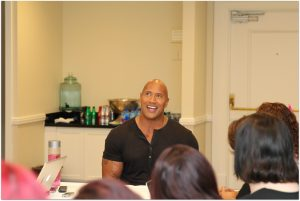 Exclusive Interview with The Rock – Dwayne Johnson