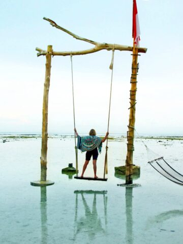 I am still reeling from the two weeks I spent in Indonesia, and wishing I had been able to spend more time in Gili Trawangan.