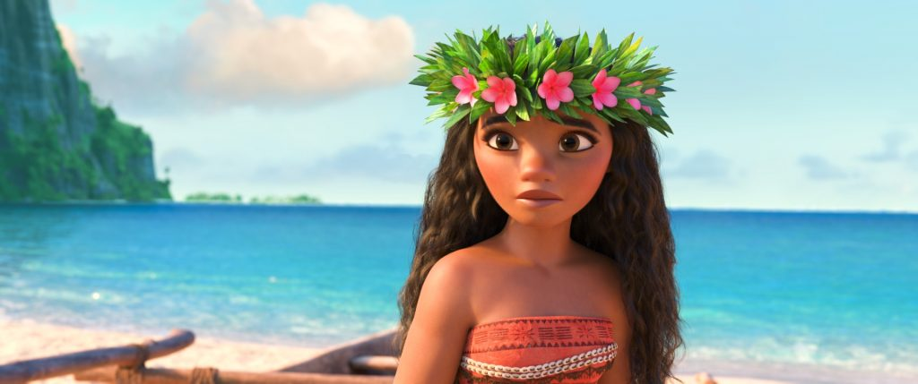 Auli'i Cravalho is the voice of the newest Disney Princess, Moana. But Auli'i Cravalho is more than just the voice of this beautiful sweet girl that, simply put, wants to save her people.