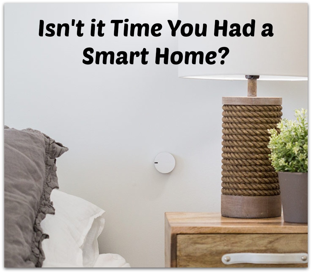 Do you have a smart home yet? My family travels a lot. My husband and I both travel for work, and when we're not working, we love to visit new places.