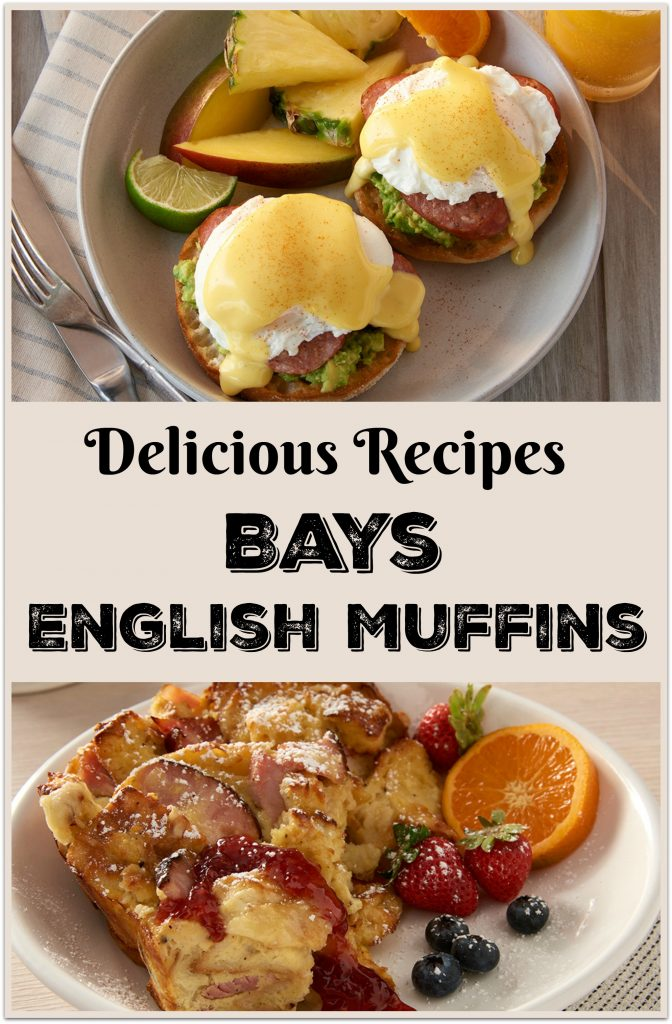 Easy recipes from bays english muffins food fun faraway places need some new easy recipes this is such a busy time of year between forumfinder Images