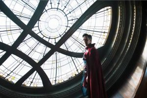 """From Marvel Studios comes """"Doctor Strange,"""" the story of world-famous neurosurgeon Dr. Stephen Strange whose life changes forever after a horrific car accident robs him of the use of his hands."""