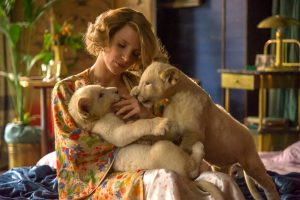 New Trailer for The Zookeeper's Wife