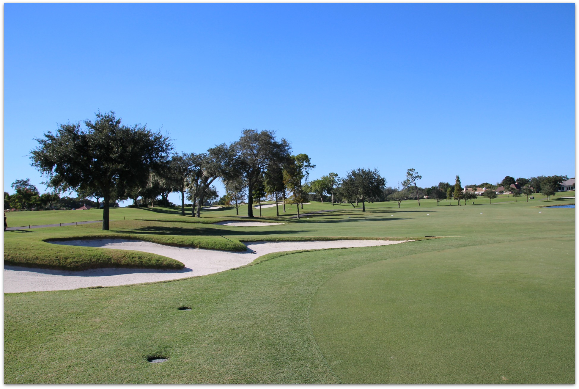 There are a lot of beautiful golf courses in Florida, but you'll absolutely love the golf at Bay Hill.