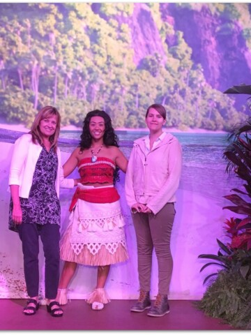 There is a new Princess, and I can't wait for you to meet Moana at Walt Disney World