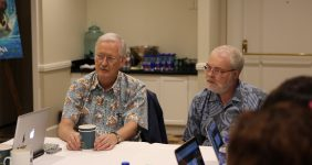 Exclusive Interview with Directors of Moana, Ron Clements and John Musker