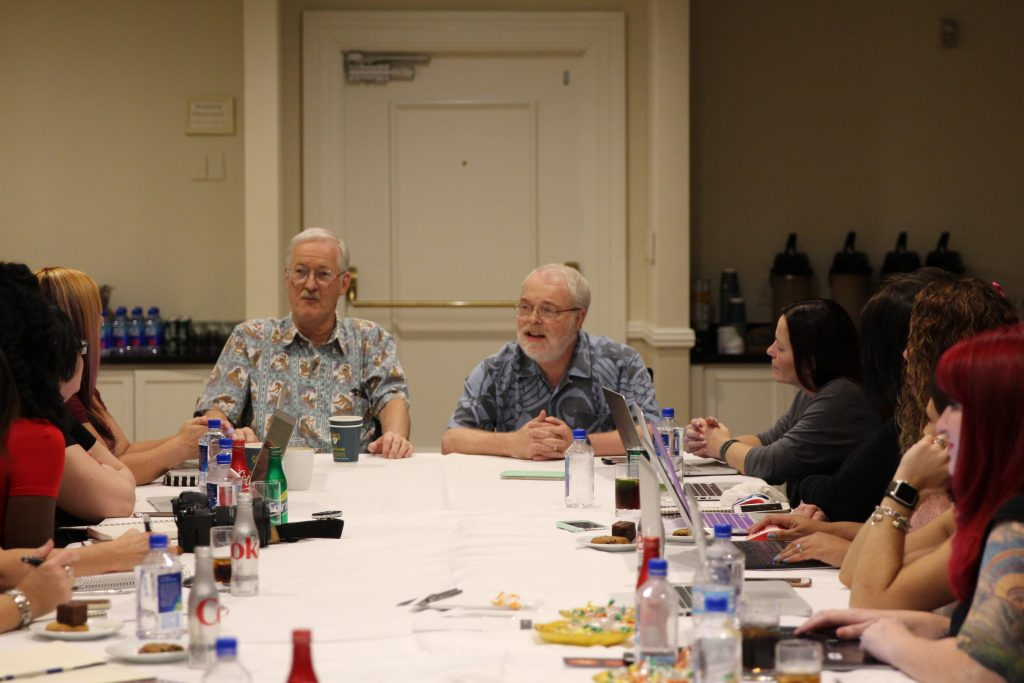 Interview with Directors of Moana, Ron Clements and John Musker