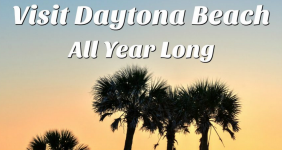 Head to Daytona Beach for the Best Vacation All Year Long