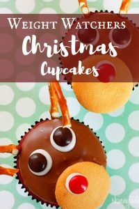 Who knew you could find recipes for Weight Watchers Christmas Cupcakes? Putting together Christmas treats while on Weight Watchers might seem difficult.