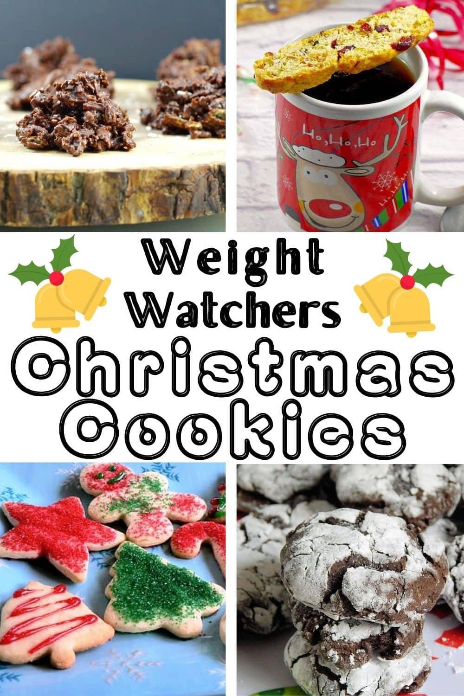 Weight Watchers Christmas cookies