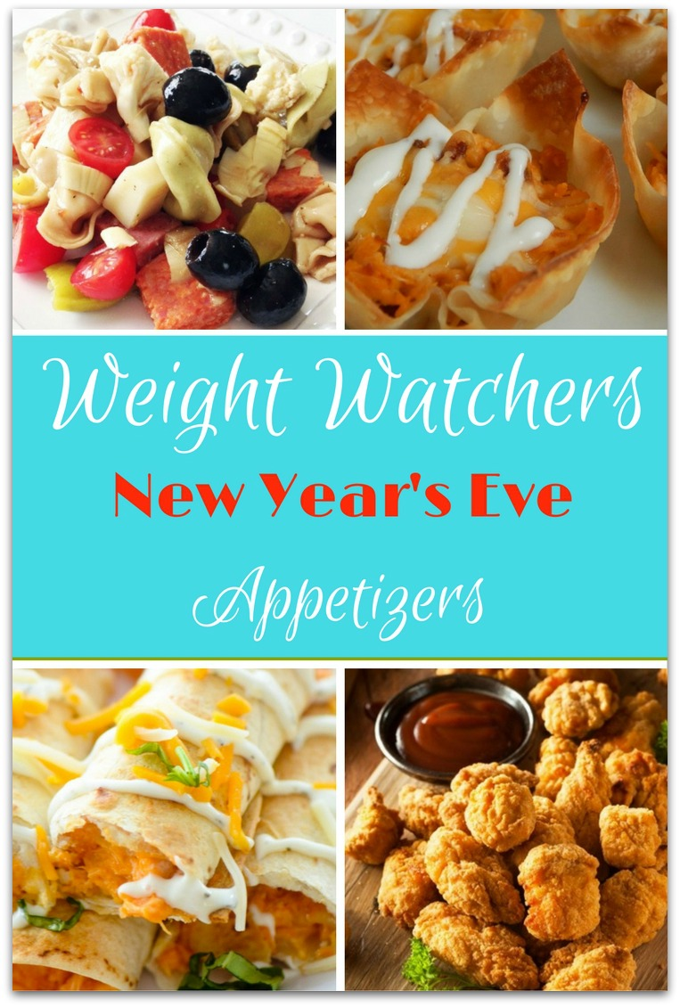 Last Minute Weight Watchers Appetizers for New Year's Eve ...