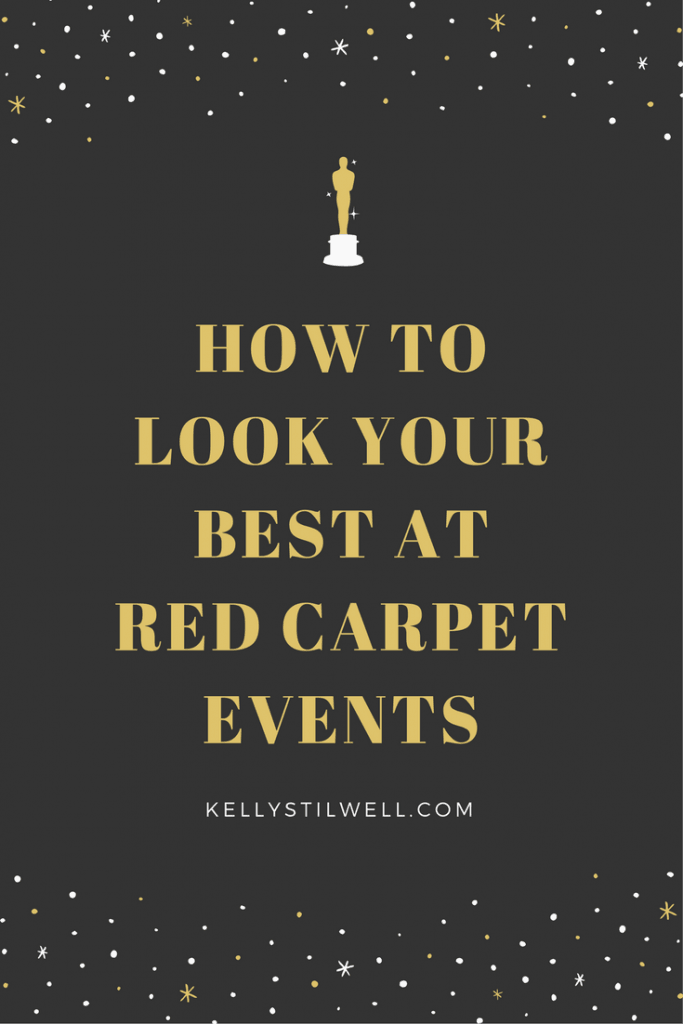 I was looking back at some of the red carpet events I've been able to do over the past few years, and I still have to pinch myself sometimes that I've actually been able to attend such huge events.