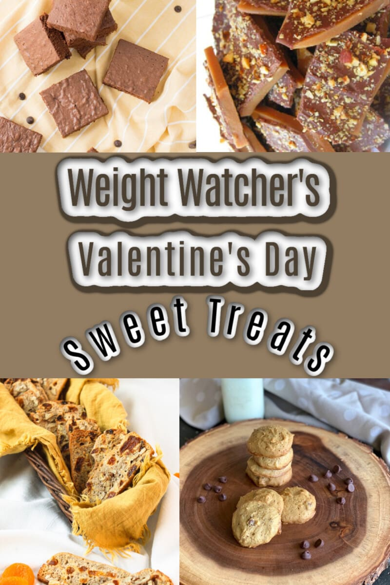 weight watchers sweets