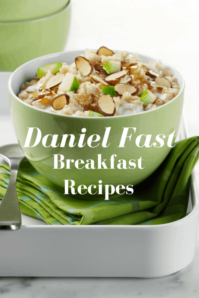 One of the best ways to start the year is with a healthier diet. It's that time of year to rid your body of processed foods and get back on track. Consider the Daniel Fast a way to change your eating habits, even if only a bit.