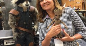 Exclusive On Set and Behind the Scenes with Guardians of the Galaxy Vol 2