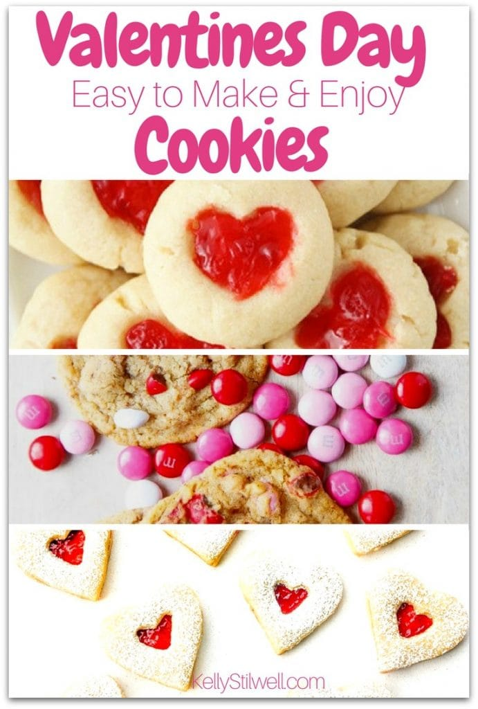 Baking and decorating cookies for Valentine's Day is a fun activity for the whole family.