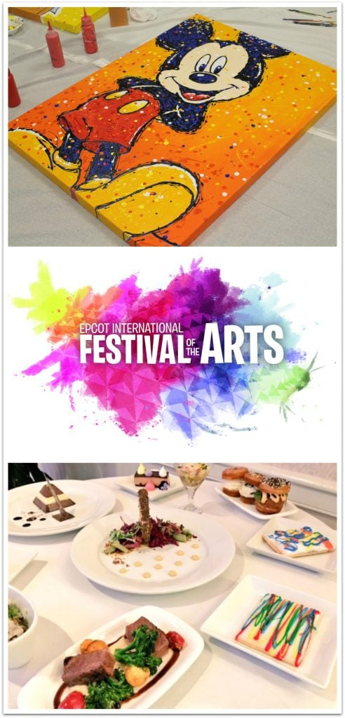 I attended an exclusive preview of the amazing Epcot International Festival of the Arts, and it's worth planning your vacation around this event!