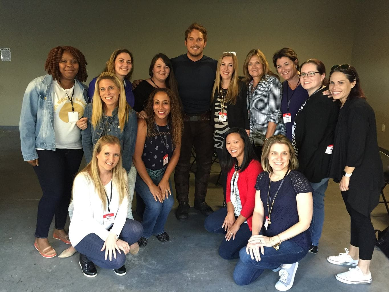 Who's excited about seeing Chris Pratt in Guardians of the Galaxy Vol. 2? This movie is going to rock your world!