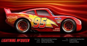 New Cars 3 Clip and Characters Announced! #Cars3