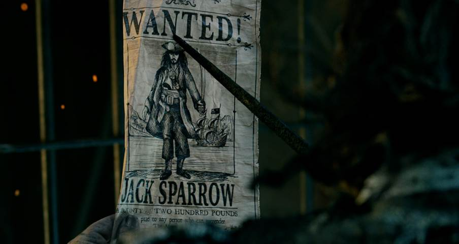 "Johnny Depp returns to the big screen as the iconic, swashbuckling anti-hero Jack Sparrow in the all-new ""Pirates of the Caribbean: Dead Men Tell No Tales."" The rip-roaring adventure finds down-on-his-luck Captain Jack feeling the winds of ill-fortune blowing strongly his way when deadly ghost sailors, led by the terrifying Captain Salazar (Javier Bardem), escape from the Devil's Triangle bent on killing every pirate at sea—notably Jack. Jack's only hope of survival lies in the legendary Trident of Poseidon, but to find it he must forge an uneasy alliance with Carina Smyth (Kaya Scodelario), a brilliant and beautiful astronomer, and Henry (Brenton Thwaites), a headstrong young sailor in the Royal Navy. At the helm of the Dying Gull, his pitifully small and shabby ship, Captain Jack seeks not only to reverse his recent spate of ill fortune, but to save his very life from the most formidable and malicious foe he has ever faced."