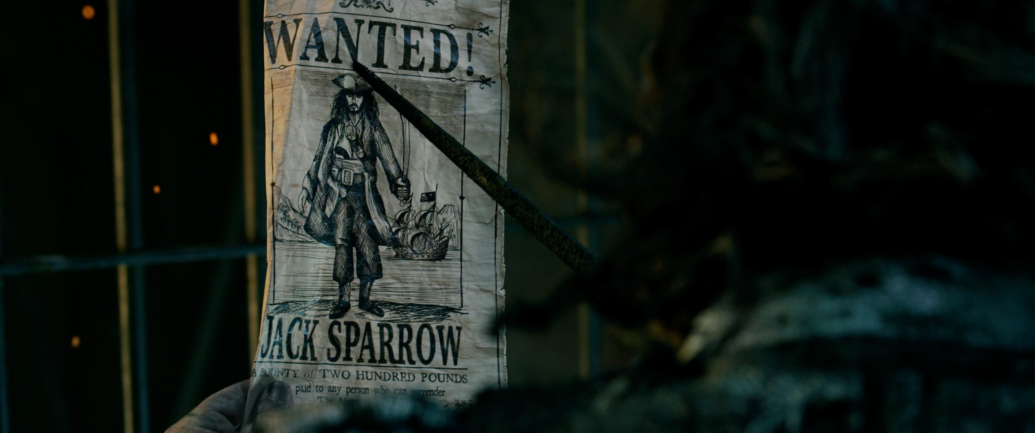 If you watched the big game last night, you probably saw the extended look of the new Pirates of the Caribbean movie, Dead Men Tell No Tales.