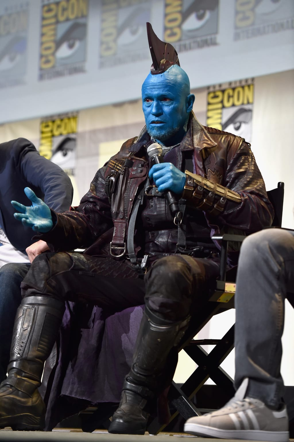 Who's ready to get to know a little about Michael Rooker, Yondu of Guardians of the Galaxy Vol 2? Let me try to set this up for you.