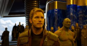 Exclusive: Chris Pratt Talks Guardians of the Galaxy Vol. 2