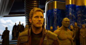 Exclusive: Chris Pratt Talks Guardians of the Galaxy Vol. 2