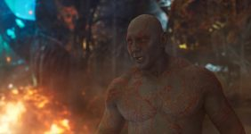 "Dave Bautista Talks ""Drax"" and Guardians of the Galaxy Vol 2"