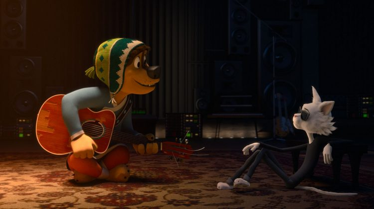 Exclusive Interview with Ash Brannon, Director of Rock Dog #RockDog