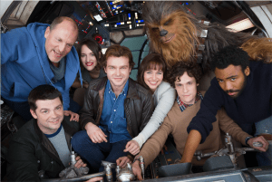 New Hans Solo Star Wars Story In Production!