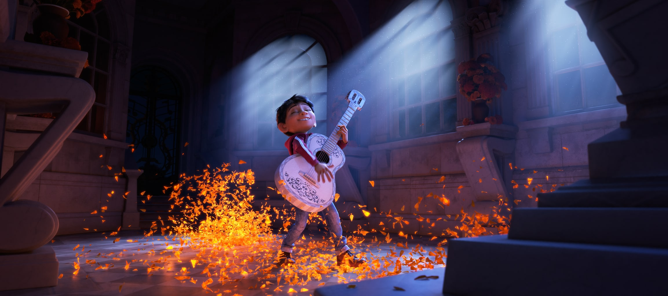 How long have we been waiting for Disney Pixar's Coco? I can tell you it's been two years since it was announced at D23, and it's been in the making for even longer!