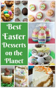 Looking for the best Easter desserts on the planet? You've just found them!