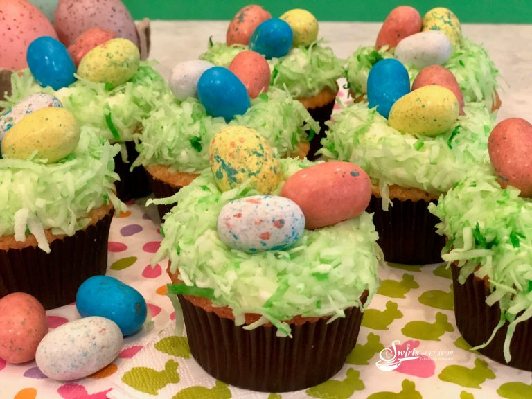 These Easter desserts are all easy and delicious!