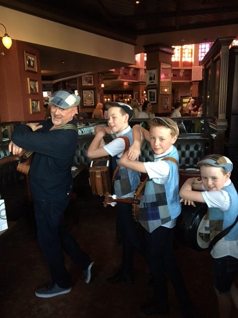 When visiting Disney Springs in Orlando, Raglan Road is a must for my family. It has been our favorite restaurant in all of Orlando for several years.
