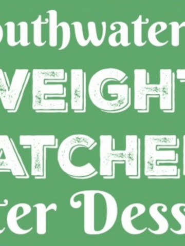 Who knew there were so many recipes for Weight Watchers Easter Dessert Recipes? Staying on track with your Weight Watchers diet is important if you want to get results.