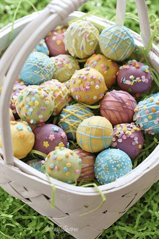 Who knew there were so many Weight Watchers Easter Dessert Recipes? Staying on track with your Weight Watchers diet is important if you want to get results.