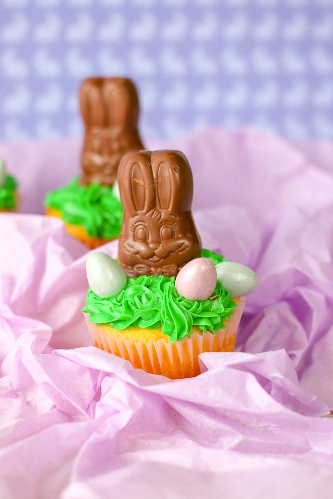 These Easter desserts are all easy and luscious!