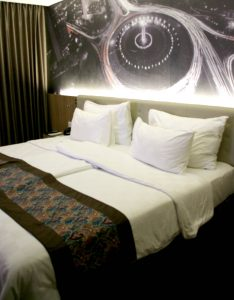 How to Get a Good Night's Rest After Flying into Jakarta Indonesia