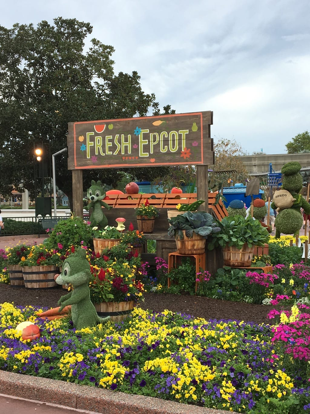 Delight Your Senses at The 2017 Epcot International Flower and ...